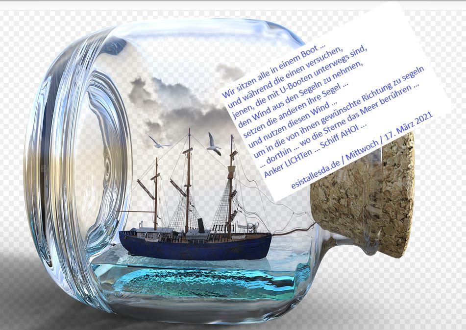 Es Ist Alles Da ... Der Sturm im Wasserglas
