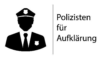 Infomaterial zum Download (Impfen, Kinder (MNS), etc., von Polizisten für Aufklärung